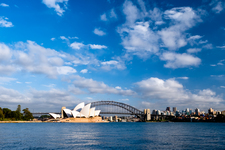 SH127 Sydney Opera House & Harbour Bridge
