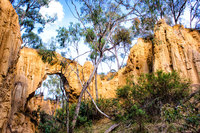 LS151 The Arch, Golden Gully, Hill End NSW