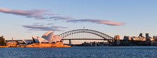 SH111 Sydney Opera House & Harbour Bridge