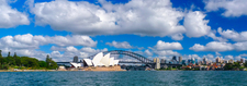 SH112 Sydney Opera House & Harbour Bridge