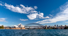 SH122 Sydney Opera House & Harbour Bridge