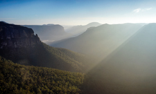 GV104 After Sunrise, Govetts Leap