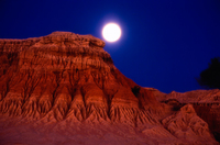 OB108 Full Moon, Mungo National Park NSW