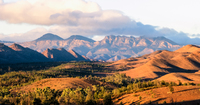 OB120 ABC Range, Flinders Ranges, South Australia