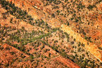OB118 The Flinders Ranges, South Australia