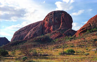 OB133 Kata Tjuta (The Olgas), Northern Territory